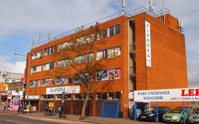445-459 Hackney Road
