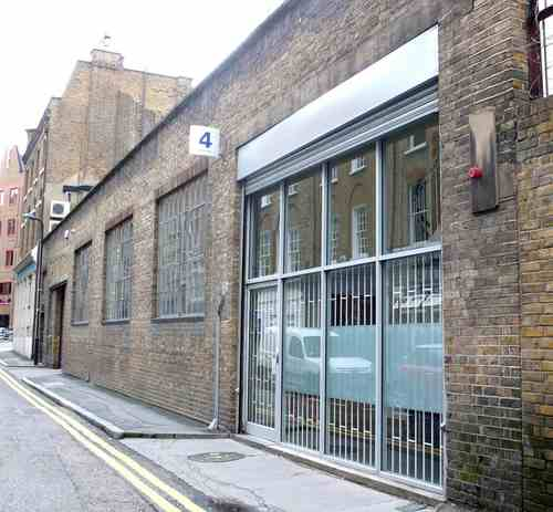 4-8 Holywell Row - Shoreditch Offices to Let