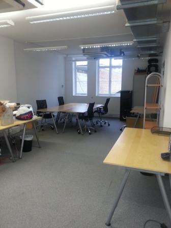 Serviced Office Space to Rent Worship Street, Shoreditch