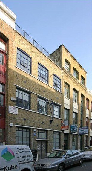 Victorian Warehouse conversion next to Shoreditch Triange