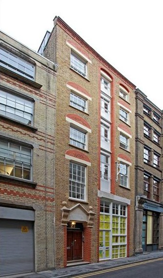 Quintessential East London warehouse space
