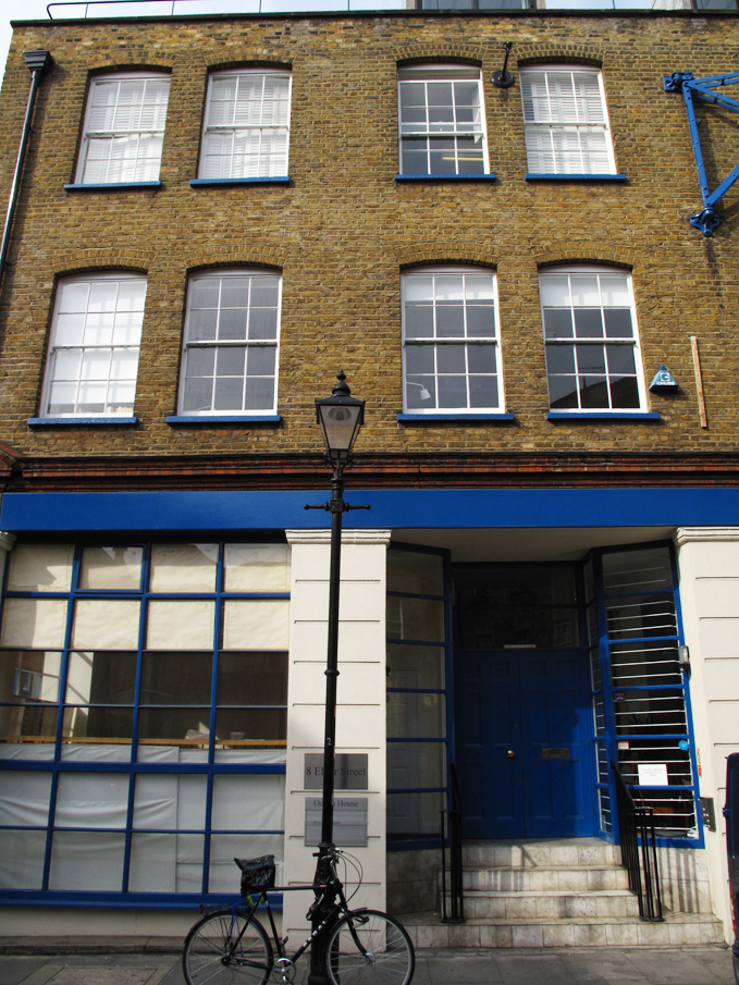 Victorian Shoreditch Warehouse Offers 2 000 Sq Ft
