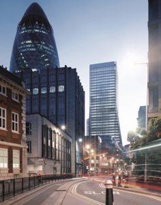 Shoreditch meets Liverpool Street