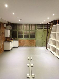 Crown Works - Creative Office Space to Let in East London
