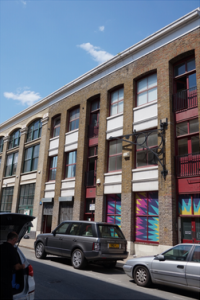 Shoreditch, office to rent