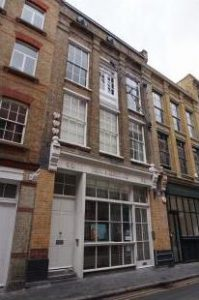 Charlotte Road East London Office Space