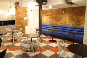 Serviced office space - coppergate house breakout