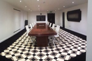 serviced office space - coppergate house meeting room