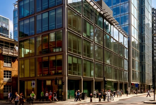 Shoreditch Serviced offices at 228 Bishopsgate