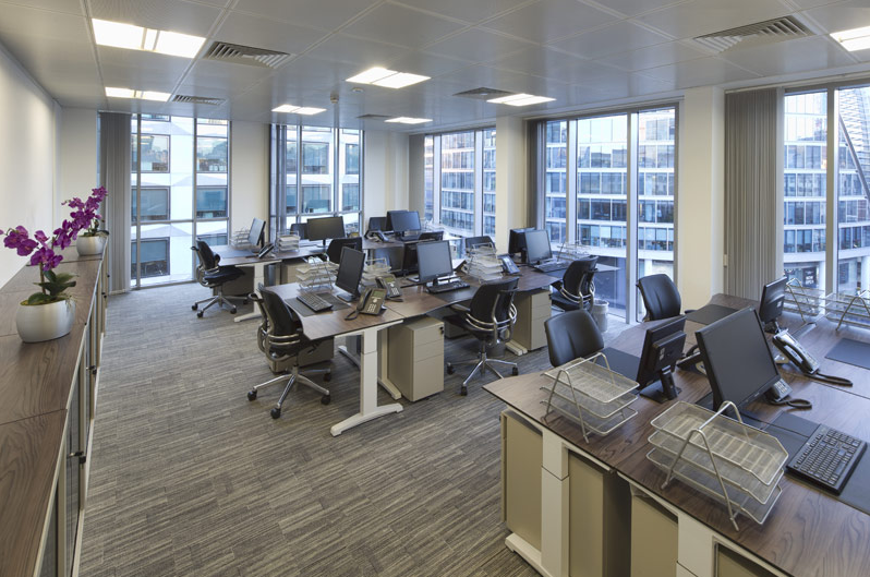 Shoreditch serviced office