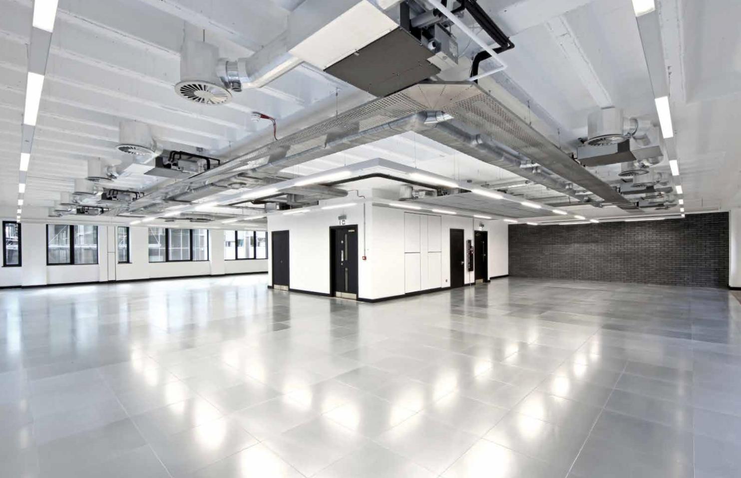 Shoreditch office interior