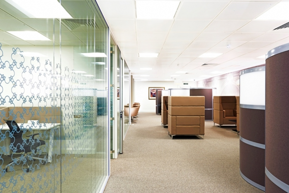 serviced offices interior