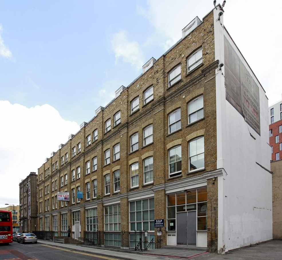 shoreditch office