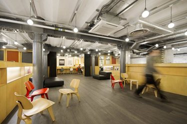 club workspace - clerkenwell 2