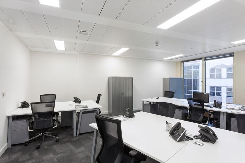 Serviced office Aldgate