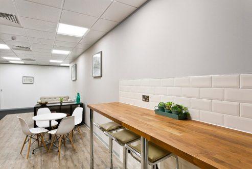 One Aldgate kitchen