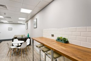 One Aldgate kitchen