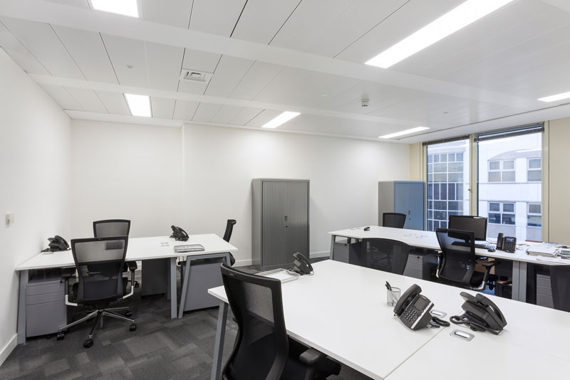 Serviced office Aldgate