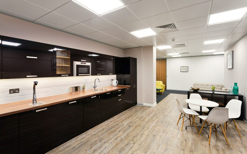 Aldgate serviced offices