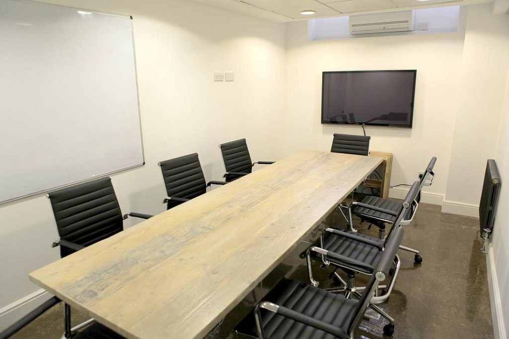 dufferin street meeting room
