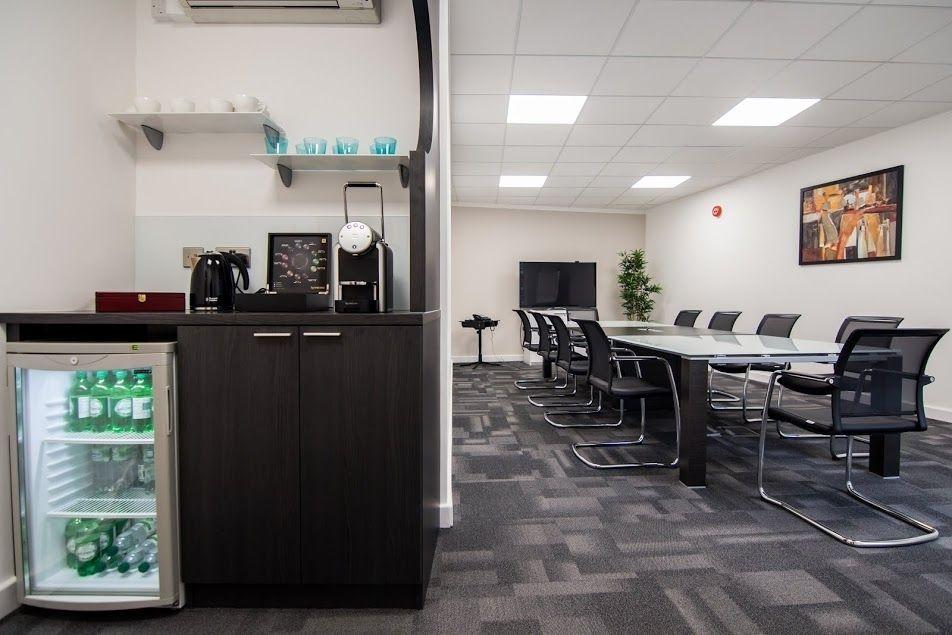 proper office Bath Place 2