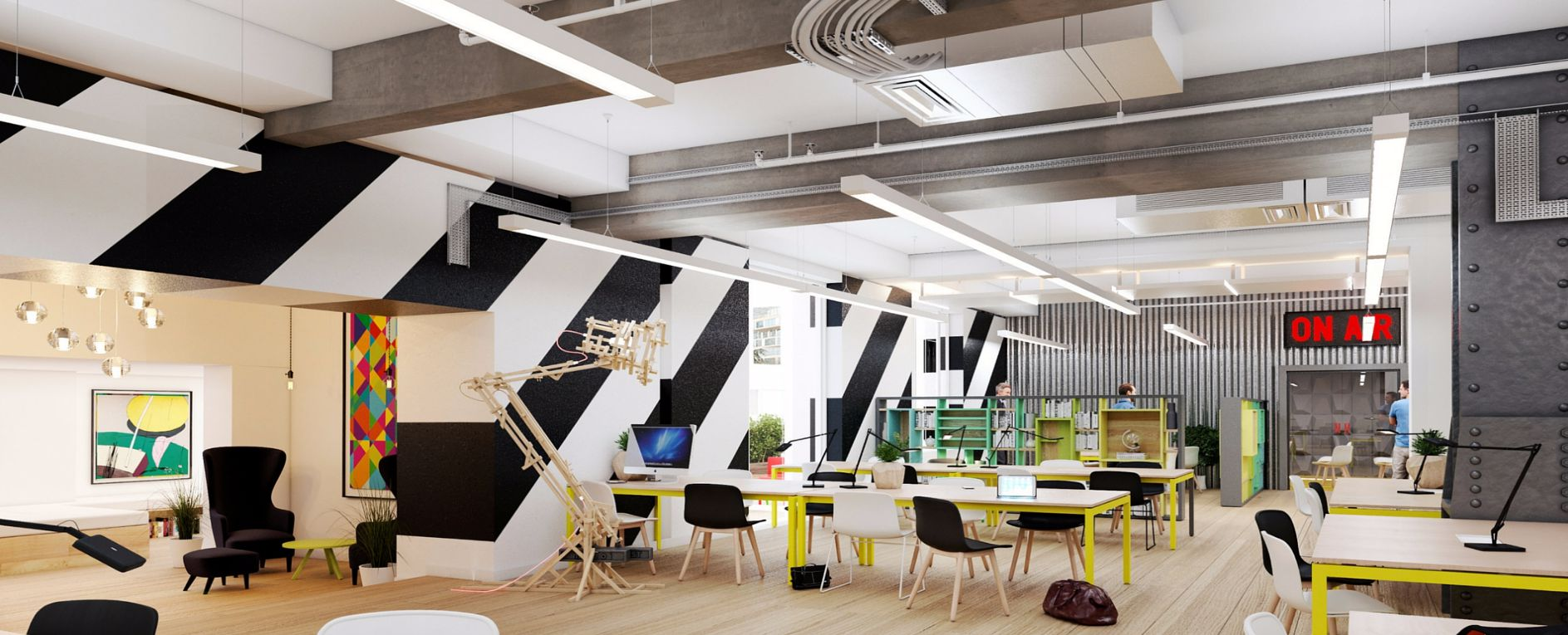 Huckletree Shoreditch