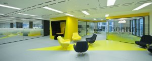 Inside Finsbury Office - Shoreditch Offices