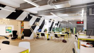 Huckletree Shoreditch Offices