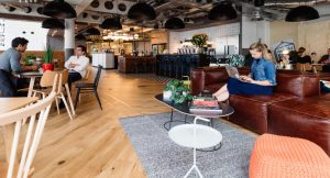 Inside Mark Square - Shoreditch Offices